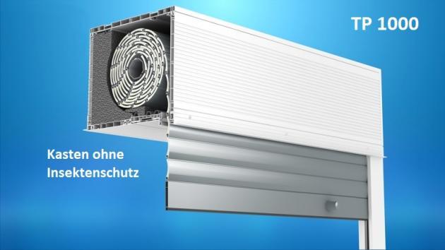 TP 1000 weiß / weiß PA 39 mm
