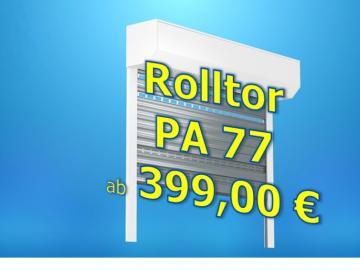 Rolltor Alu 77