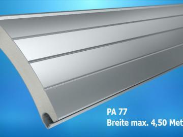 Rolltorlamellen PA77