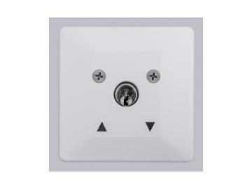 Unterputz Schlüsselschalter PPK 307