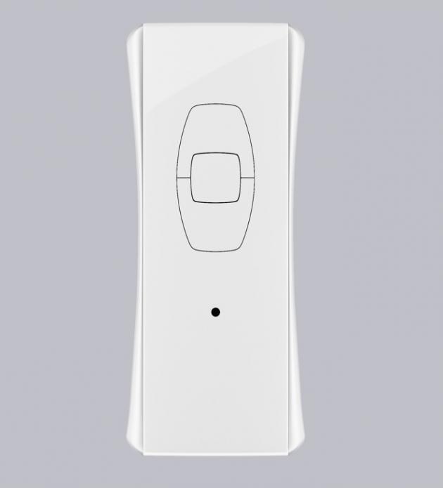 Handsender 1-Kanal  für ASA Motoren