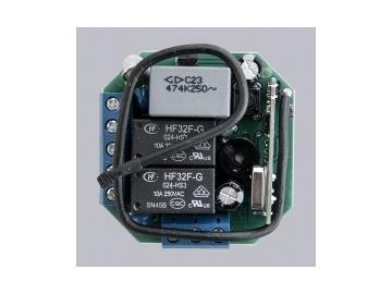 XT-R Trennrelais - Unterputz- Funkempfänger für Rollladen