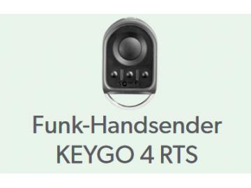 Funk-Handsender KeyGo RTS, 4 Kanal
