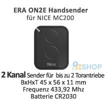 ERA ON2E Handsender 2 Kanal