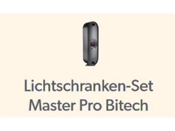 Lichtschranken-Set Master Pro Bitech