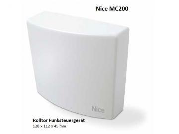 Nice MC 200 Steuergerät für Rolltore