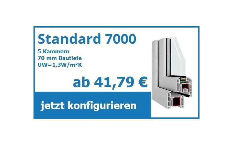 Fenster Standard 7000 ab 41,79 Euro
